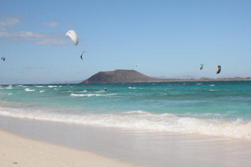 Fuerteventura-på-kanariøyene